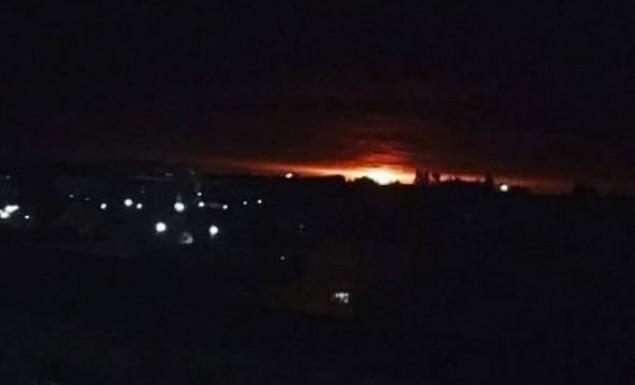 Τεράστια έκρηξη στην Ουκρανία – Απομακρύνονται 10.000 κάτοικοι, έκλεισε ο εναέριος χώρος! (vids) | panathinaikos24.gr