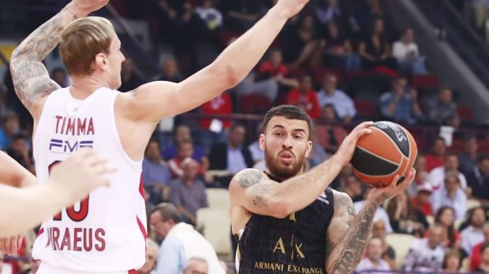 Σόου Τζέιμς και βαριά ήττα του Ολυμπιακού από την Αρμάνι στο ΣΕΦ! | panathinaikos24.gr