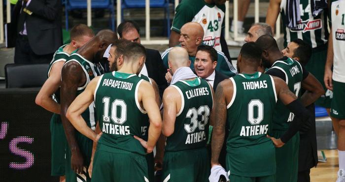 «Χτίζει» παράδοση κόντρα στη Μακάμπι! | panathinaikos24.gr