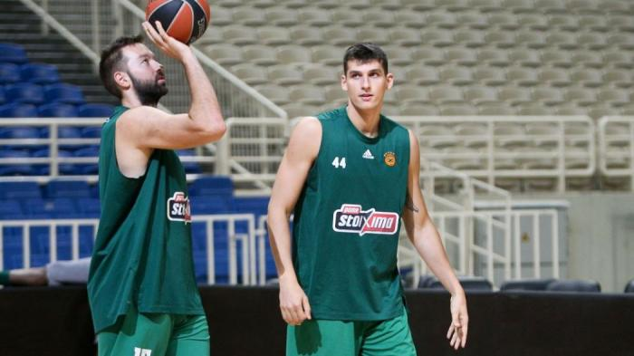 Μήτογλου: «Δύσκολο παιχνίδι- Θα κάνουμε τα πάντα για τη νίκη» (Vid) | panathinaikos24.gr