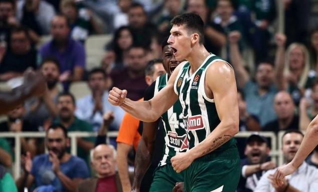 Μήτογλου: «Χαρούμενος που βοήθησα την ομάδα» | panathinaikos24.gr