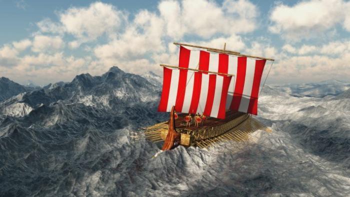 Το πλοίο του Οδυσσέα: Ένα ναυάγιο που ίσως ανατρέψει τη μυθολογία | panathinaikos24.gr
