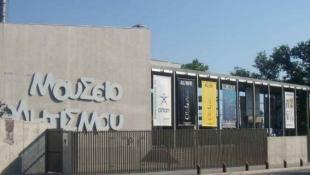 Εκτακτο: Μεγάλη φωτιά στο Ολυμπιακό μουσείο Θεσσαλονίκης!