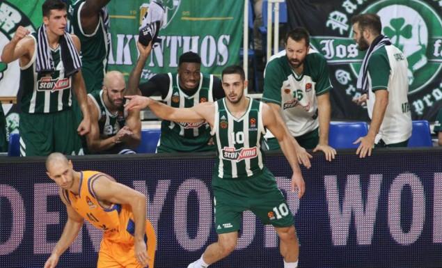 65 πόντοι από τον πάγκο! | panathinaikos24.gr