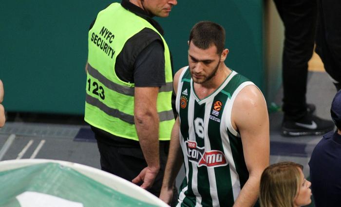 Παπαγιάννης: «Ακόμη είμαι στο 5 με άριστα το 10» | panathinaikos24.gr