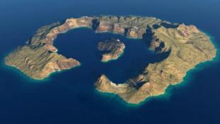Ανατρέπονται όλα: Μεγάλη αρχαιολογική ανακάλυψη για την έκρηξη του ηφαιστείου της Σαντορίνης!