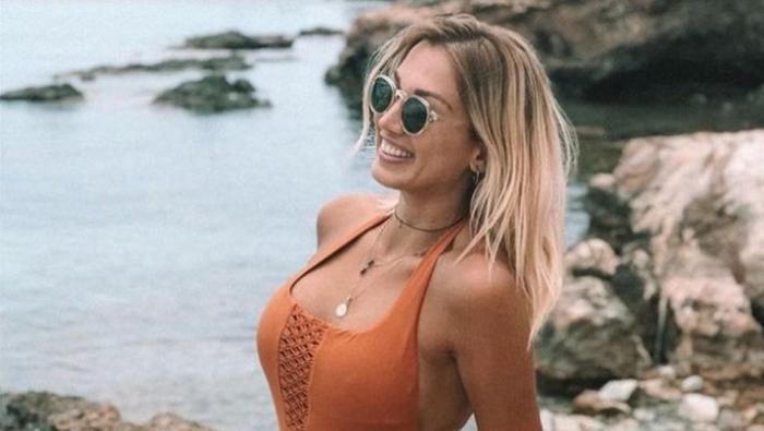 «Έριξε» το Instagram η Κωνσταντίνα Σπυροπούλου και το στήθος της! (pic) | panathinaikos24.gr