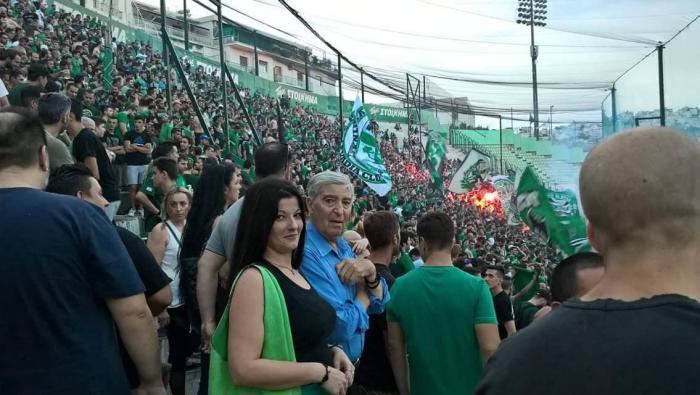 «H Θύρα 13 ιδρύθηκε σε ένα υπόγειο με φλιπεράκια στην Ομόνοια» | panathinaikos24.gr