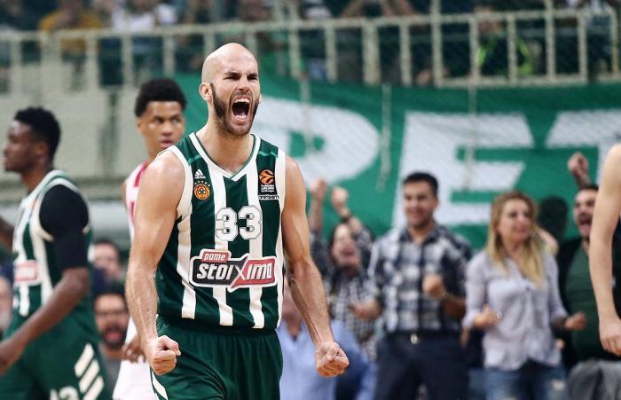 Καλάθης: «Πρέπει να παίζω καλύτερα και να κάνω την ομάδα να κερδίζει» | panathinaikos24.gr