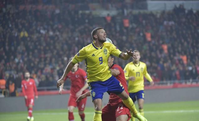 Σπουδαίο «διπλό» της Σουηδίας στην Τουρκία δια… ποδός Μπεργκ!   panathinaikos24.gr