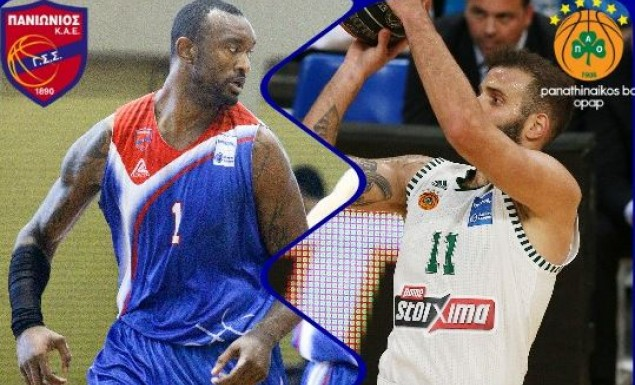 Basket League: To ματς με τον Πανιώνιο σε αριθμούς | panathinaikos24.gr