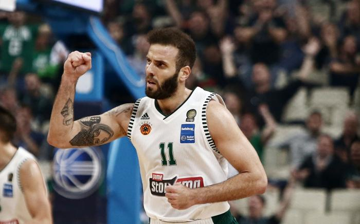 Δείτε LIVE STREAMING το ματς με την Μπαρτσελόνα | panathinaikos24.gr