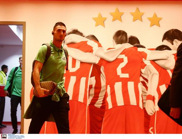 Οι πρώτες φωτογραφίες από το Καραϊσκάκη (pics)   panathinaikos24.gr