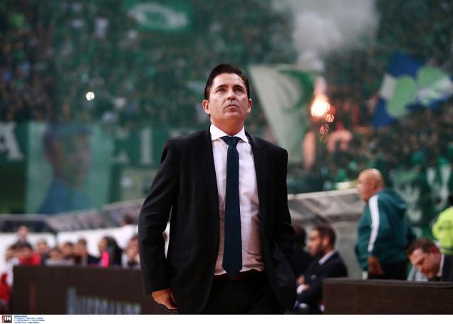Πασκουάλ: «Εχουμε πολλά πράγματα να κάνουμε – Να ανακτήσουμε αυτοπεποίθηση»   panathinaikos24.gr