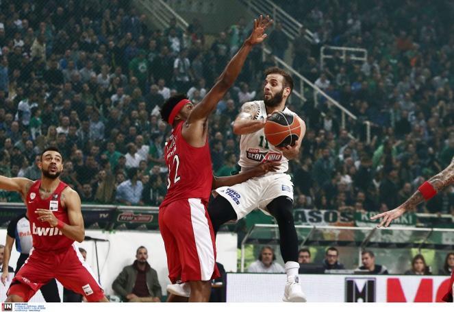 Παναθηναϊκός – Ολυμπιακός: Τα στιγμιότυπα του ντέρμπι (vid) | panathinaikos24.gr