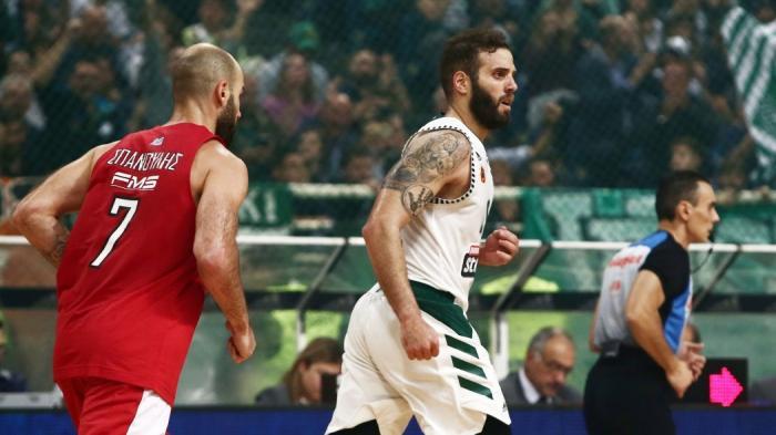 Παππάς: «Μπορούσαμε τη νίκη με μεγαλύτερη διαφορά» | panathinaikos24.gr