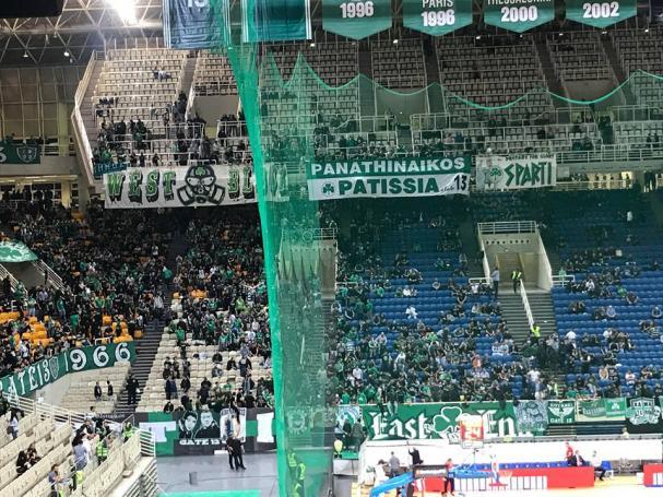 Τρολάρισμα σε Μπόγρη στο ΟΑΚΑ!   panathinaikos24.gr