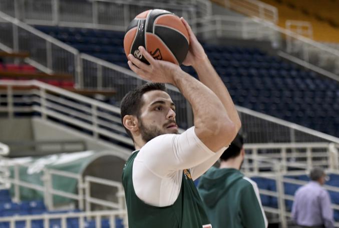 Αποφασισμένος για το πρώτο του… Ματ ο Παπαπέτρου   panathinaikos24.gr