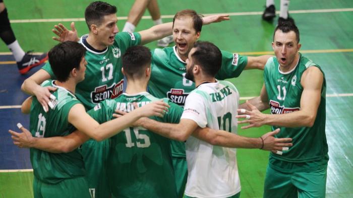 Σάρωσε ο Παναθηναϊκός, 3-0 την Κομοτηνή | panathinaikos24.gr