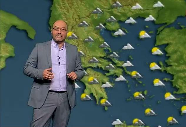 Πρόγνωση καιρού: Αλλάζει ο καιρός αύριο – Τι προβλέπει ο Σάκης Αρναούτογλου (vid) | panathinaikos24.gr