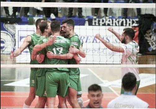 Η βαθμολογία της Volleyleague: Σε ποια θέση βρίσκεται ο Παναθηναϊκός   panathinaikos24.gr