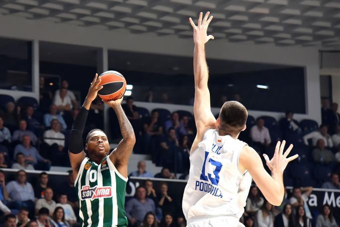 Ο παίκτης-κλειδί του Παναθηναϊκού ΟΠΑΠ στην Ποντγκόριτσα | panathinaikos24.gr