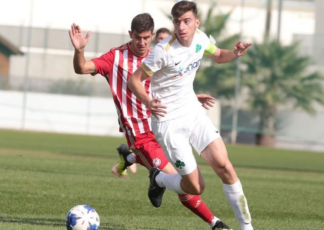 Παναθηναϊκός Κ19: Έμεινε στο πρώτο ημίχρονο | panathinaikos24.gr