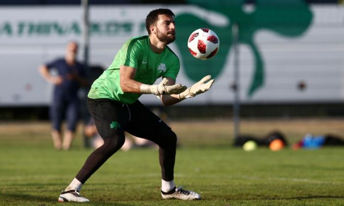 Επέστρεψε στις προπονήσεις ο Διούδης | panathinaikos24.gr