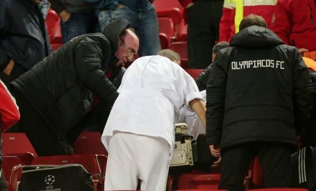 Απεβίωσε ο οπαδός του Ολυμπιακού… | panathinaikos24.gr