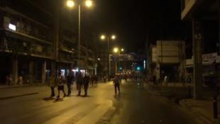 Επεισόδια μεταξύ αστυνομίας και διαδηλωτών έξω από τη ΓΑΔΑ (vid)