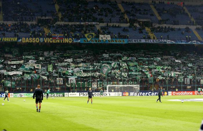 Οταν οι Παναθηναϊκοί τρελάθηκαν! Το γκολ με την Ιντερ LIVE από τις κερκίδες του Μεάτσα! (vid) | panathinaikos24.gr