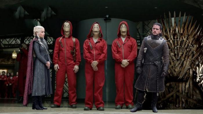 Game of Thrones vs Casa de Papel: Ποιο είναι καλύτερο; | panathinaikos24.gr