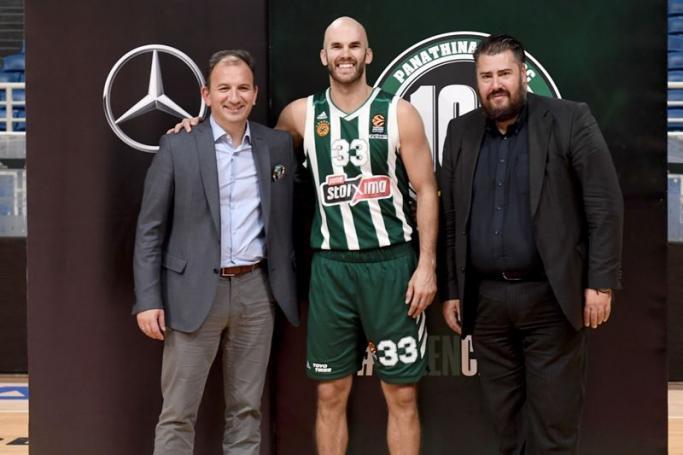Η ΚΑΕ Παναθηναϊκός ΟΠΑΠ συνεχίζει να… τρέχει με Mercedes | panathinaikos24.gr