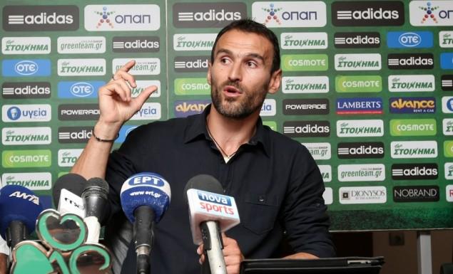 Έκτακτη συνέντευξη τύπου του Νταμπίζα για το ματς με τον ΟΦΗ | panathinaikos24.gr