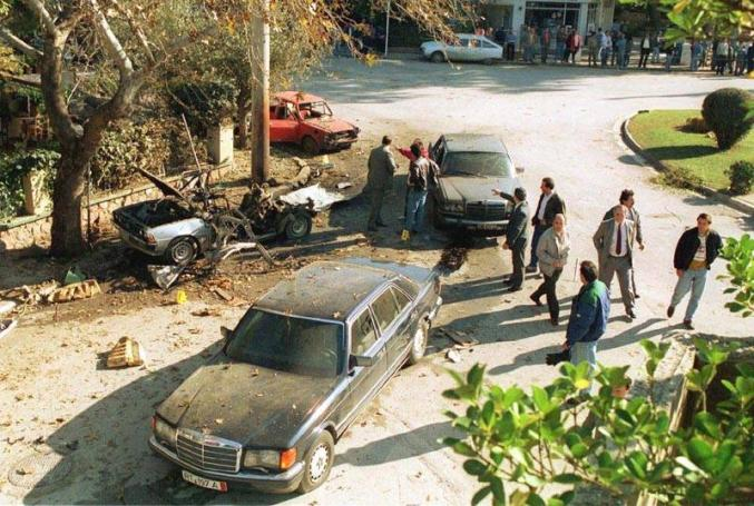 Βαρδής Βαρδινογιάννης: Η μέρα που το τεθωρακισμένο «θηρίο» τον γλίτωσε από τις ρουκέτες της 17Ν | panathinaikos24.gr