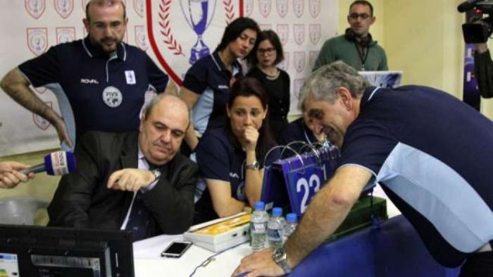 Επίσημο: Με βίντεο ρέφερι τα τηλεοπτικά παιχνίδια της Volley League! | panathinaikos24.gr