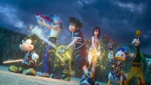 Δείτε μέρος της εισαγωγής για το Kingdom Hearts III