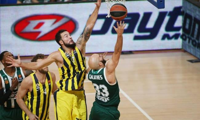 Λοβέρν: «Πάντα καλύτερος στο ΟΑΚΑ ο Παναθηναϊκός» | panathinaikos24.gr