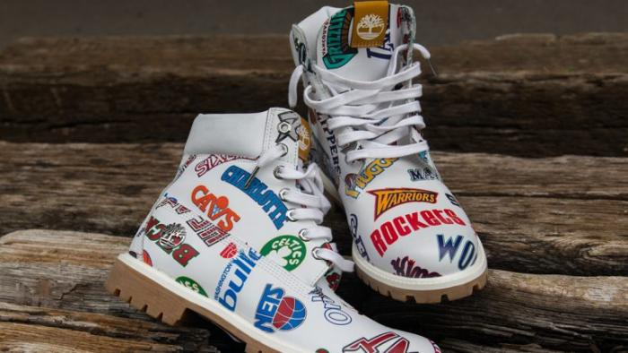 Παπούτσι που ερωτεύεσαι! Το old-school Timberland συναντά τον μαγικό κόσμο του NBA! (pic) | panathinaikos24.gr