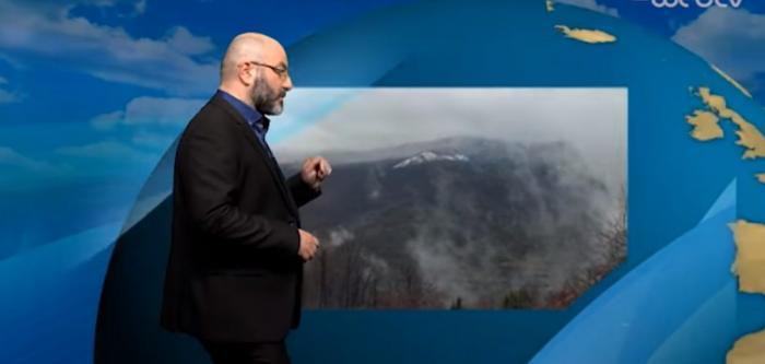 Πρόγνωση καιρού: Σφοδρή κακοκαιρία από απόψε – Αυτές οι περιοχές είναι σε κίνδυνο | panathinaikos24.gr