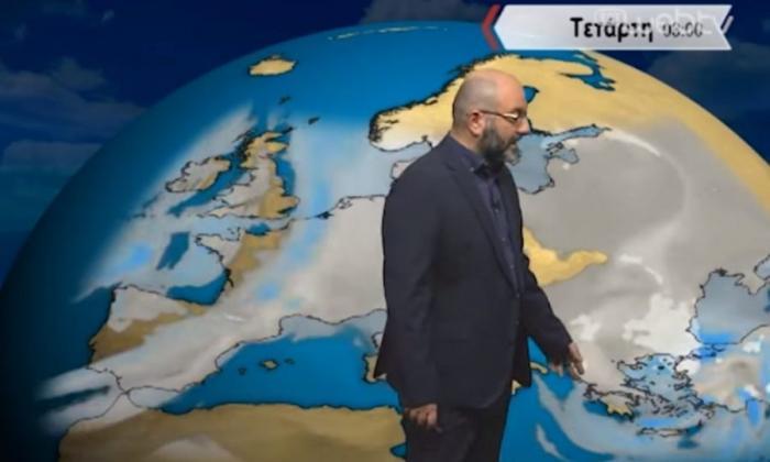 Πρόγνωση καιρού: Αλλάζει ξαφνικά ο καιρός – Τι προβλέπει ο Σάκης Αρναούτογλου (vid) | panathinaikos24.gr