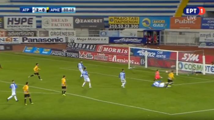 ΧΑΜΟΣ στο Περιστέρι: 4 γκολ σε 4 λεπτά και 12 δευτερόλεπτα! (vid)   panathinaikos24.gr