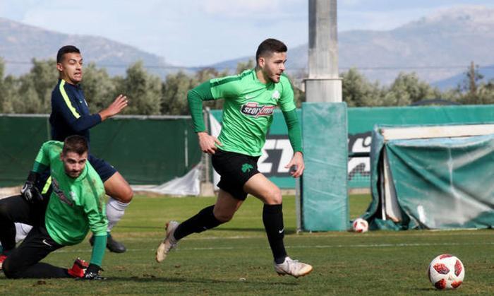 Πράσινος ο Αρμενάκας | panathinaikos24.gr