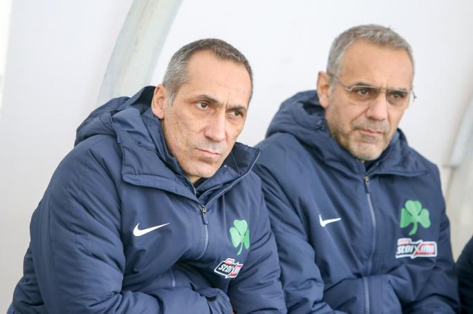 Δώνης: «Είμαστε ευχαριστημένοι, δε μας ενδιαφέρουν οι μεταγραφές»   panathinaikos24.gr