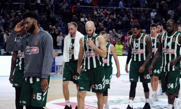 Ντροπή από την αρχή μέχρι το τέλος | panathinaikos24.gr