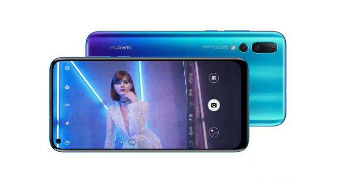 H Huawei ανακοίνωσε το Nova 4 | panathinaikos24.gr