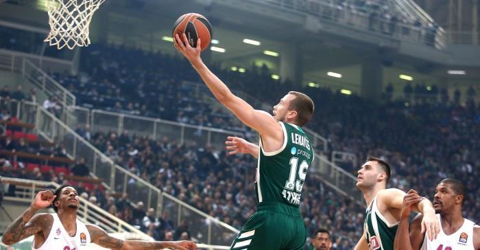 Η ευκαιρία του Λεκαβίτσιους για τα… 400! | panathinaikos24.gr