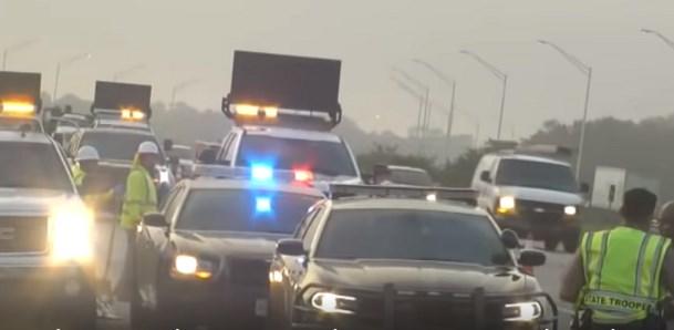 Σοκαριστικό τροχαίο στη Φλόριντα: Οδηγός χάνει τον έλεγχο και εκσφενδονίζει στον αέρα αστυνομικό (vid) | panathinaikos24.gr
