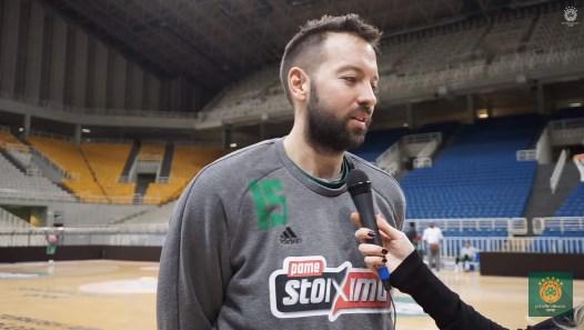 Βουγιούκας: «Θέλουμε οπωσδήποτε τη νίκη κόντρα στη Φενέρ» (vid) | panathinaikos24.gr