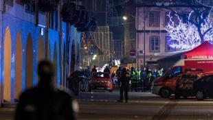 Εκτακτο: Πυροβολισμοί στο Στασβούργο – Νεκρός ο δράστης της επίθεσης